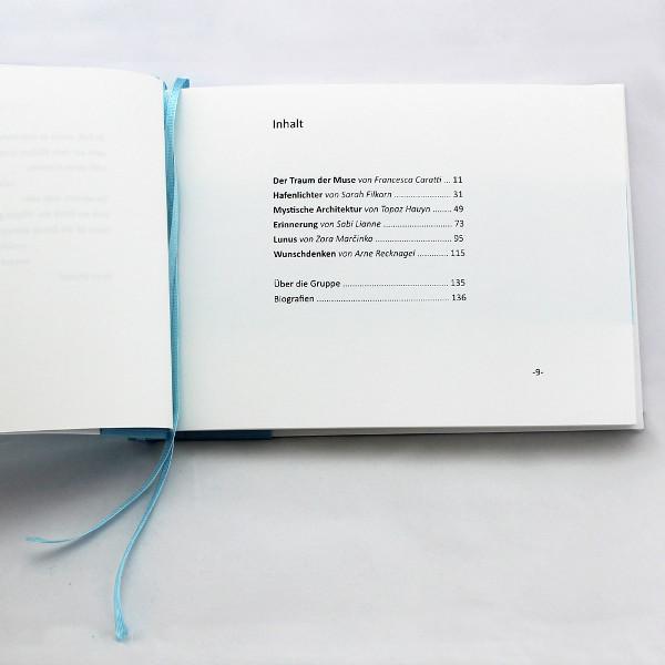 Luftschlossfundament Inhalt Drosselfink Verlag