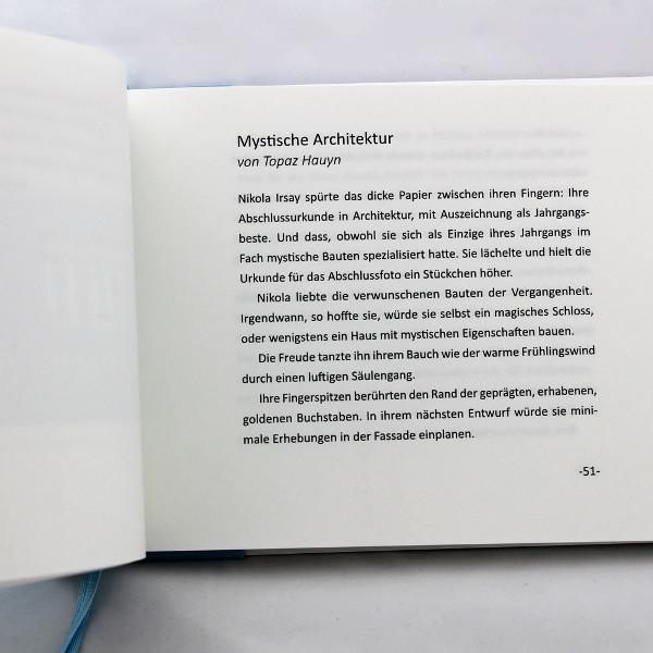 Luftschlossfundament Topaz Hauyn Text Drosselfink Verlag