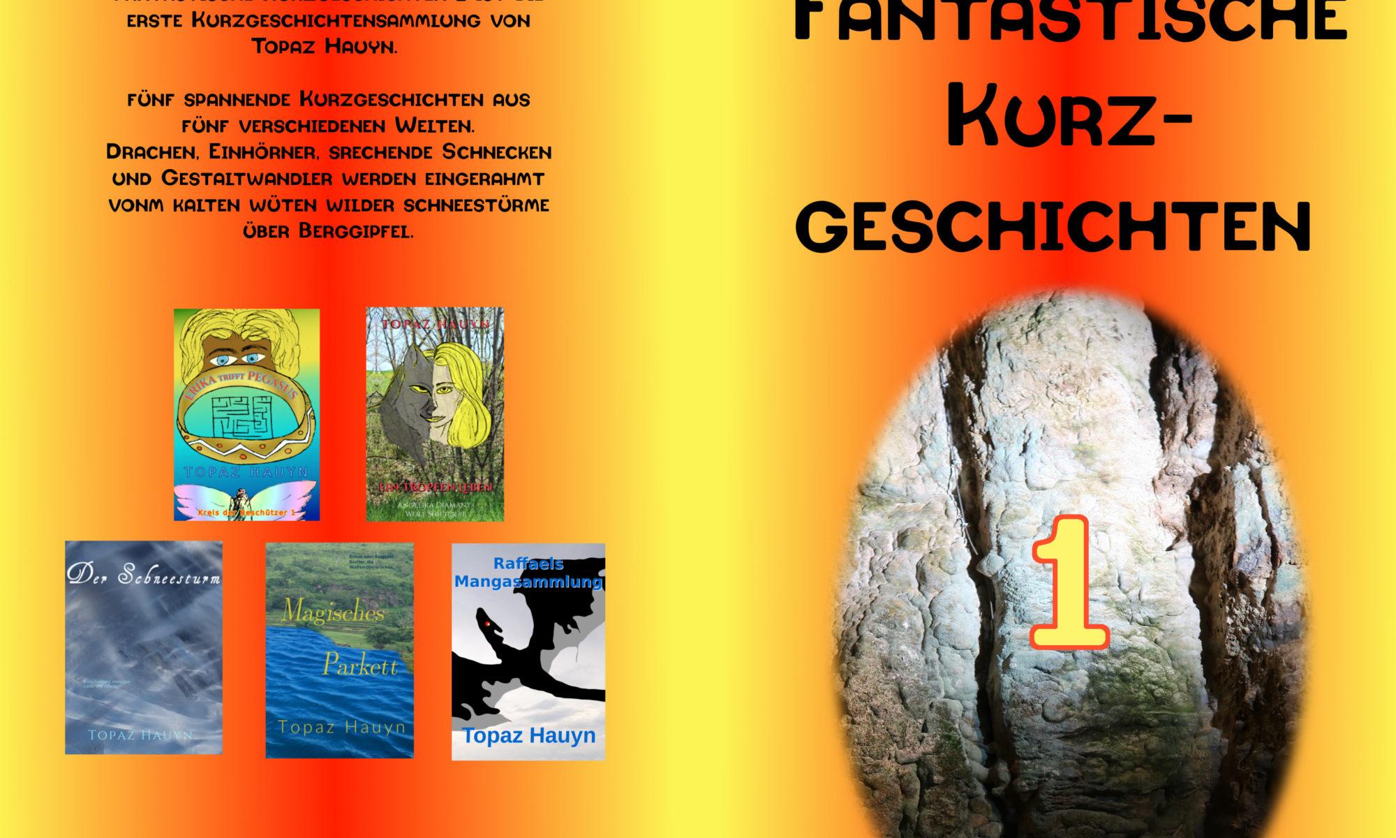Fantastische Kurzgeschichten 1
