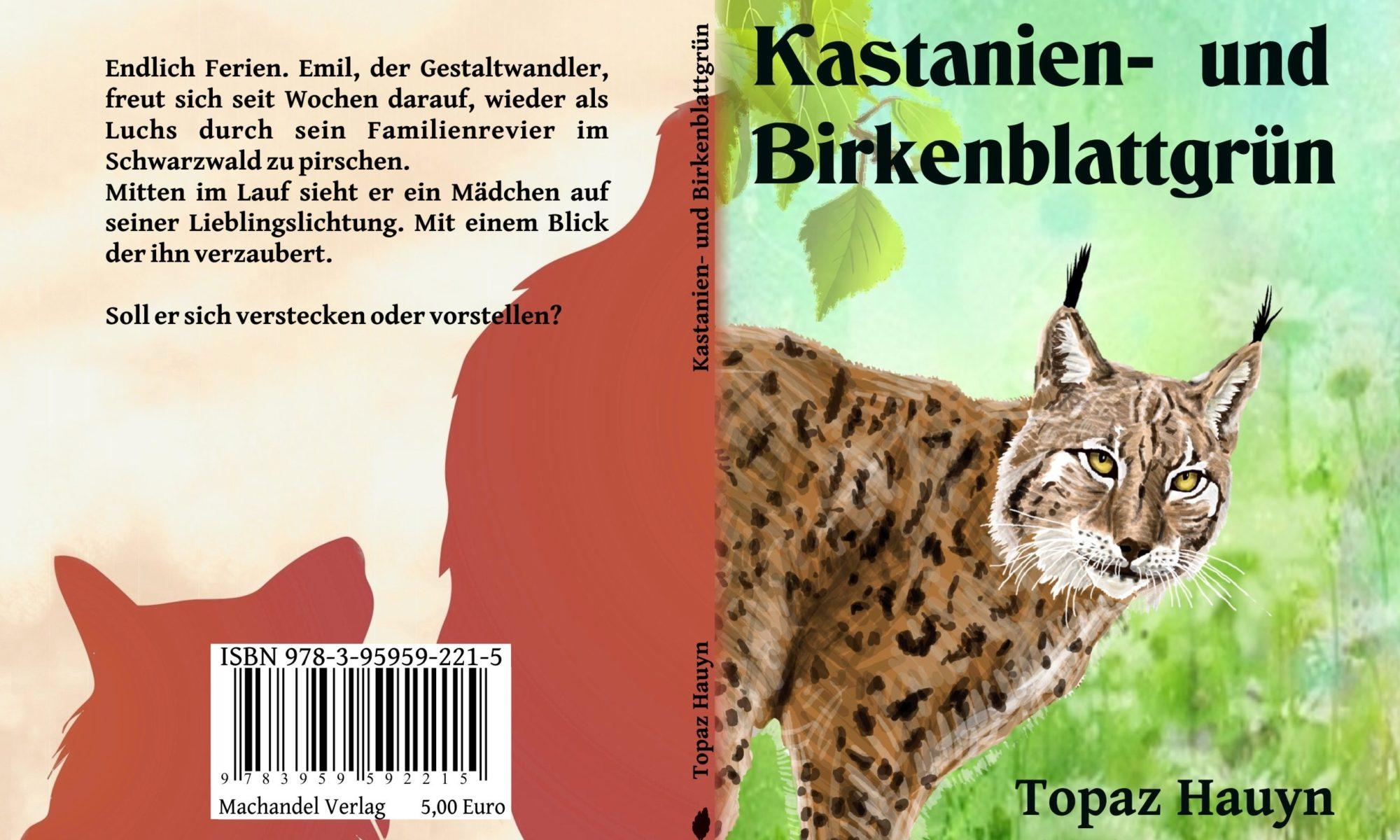 Kastanien- und Birkenblattgrün